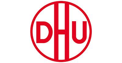 DHU Logo Karlsruhe Fotobox