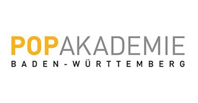 Popakademie Logo Stuttgart Fotobox