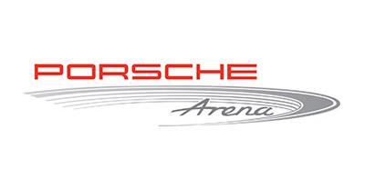 Porsche Arena Logo Fotobox Stuttgart