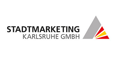 Stadtmarketing Logo Karlsruhe Fotobox