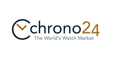 chrono24 Logo Fotobox Social Wall Event